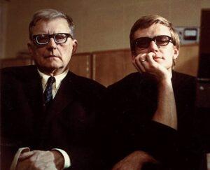 О трогательном отношении Шостаковича к своему сыну.