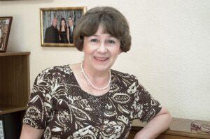 Пивень Инесса Михайловна
