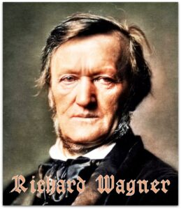 22 мая. Вильгельм Рихард Вагнер.
