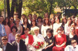 Выпуск 2003 г.