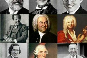 Композиторы которые не были признаны при жизни.
