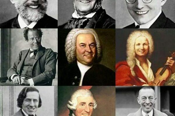 Чувство юмора великих композиторов (1 часть).