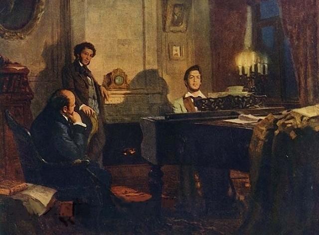 Глинка и Пушкин. История дружбы двух гениев.