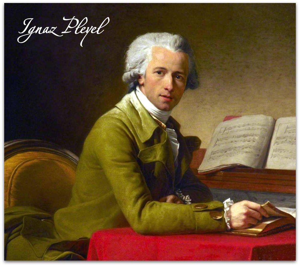 18 июня. Игнац Йозеф Плейель.