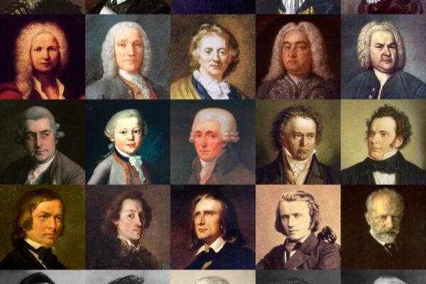 Цитаты великих композиторов о музыке!
