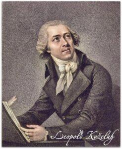 26 июня. Ян Антонин Леопольд Кожелуг.