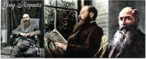 15 июня. Жозеф Ги Мари Ропарц.