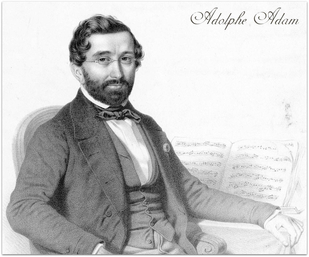 24 июля. Адольф-Шарль Адан.