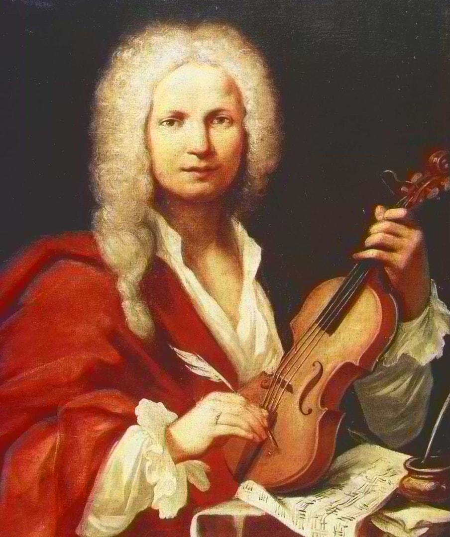 28 июля. Антонио Лучо Вивальди.