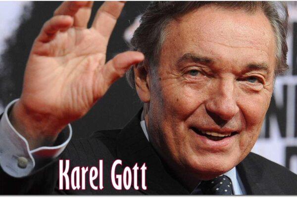 14 июля. Карел Готт.