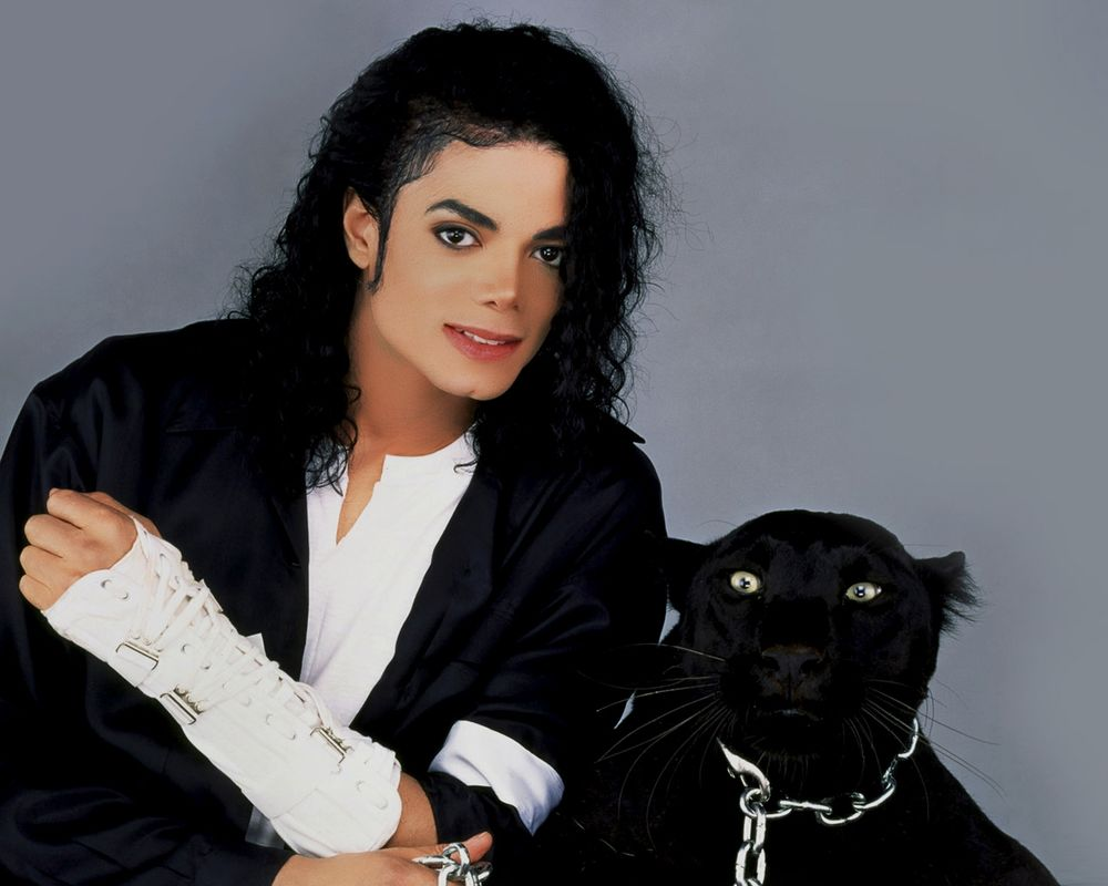 29 августа. Майкл Джозеф Джексон.