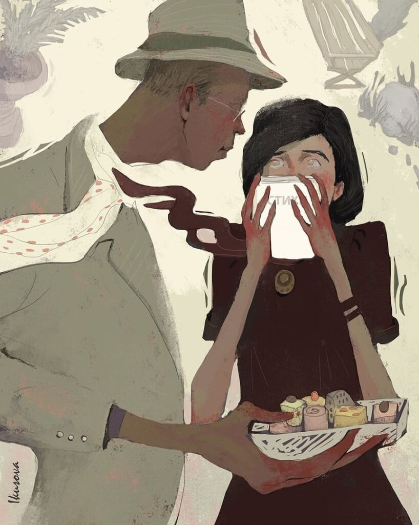 Интересные моменты из жизни Сергея Прокофьева / художник-иллюстратор Настя Икусова.
