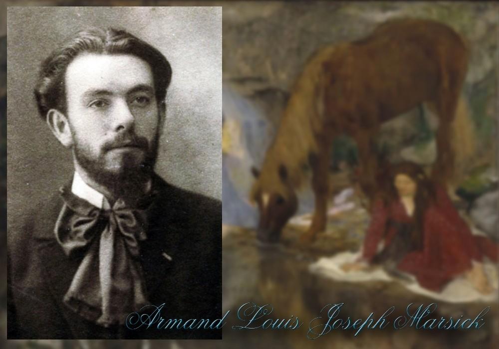 20 сентября. Арман Луис Жозеф Марсик.