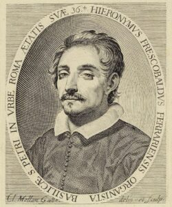 13 сентября. Джироламо Алессандро Фрескобальди.