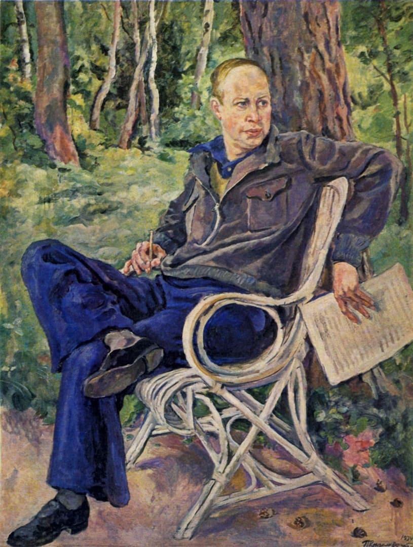 11 октября. День премьер в творческой жизни Сергея Прокофьева.