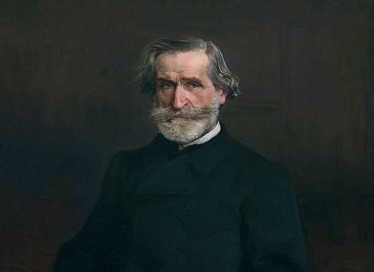 10 октября. Джузеппе Фортунино Франческо Верди.