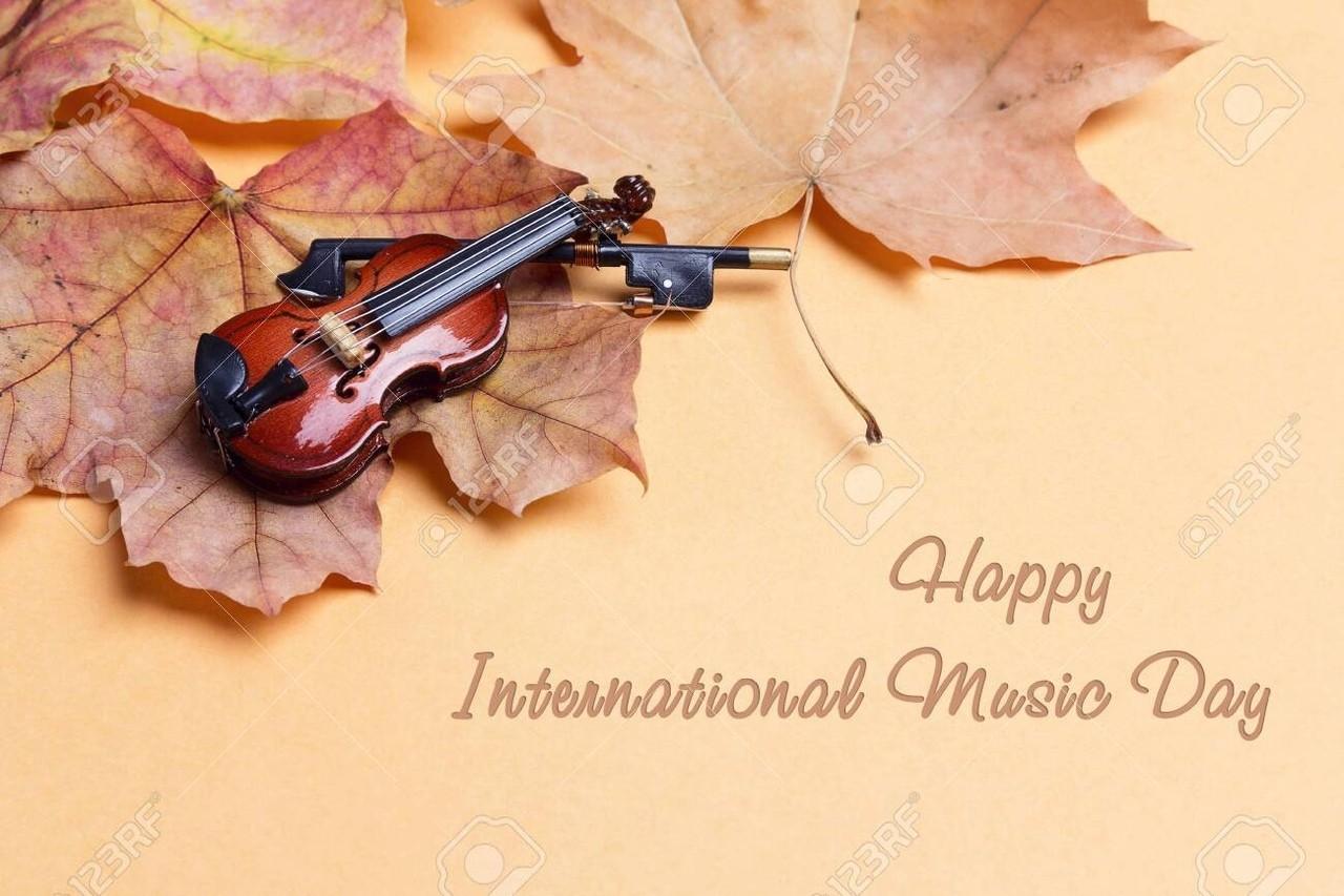 1 октября. Международный день музыки.