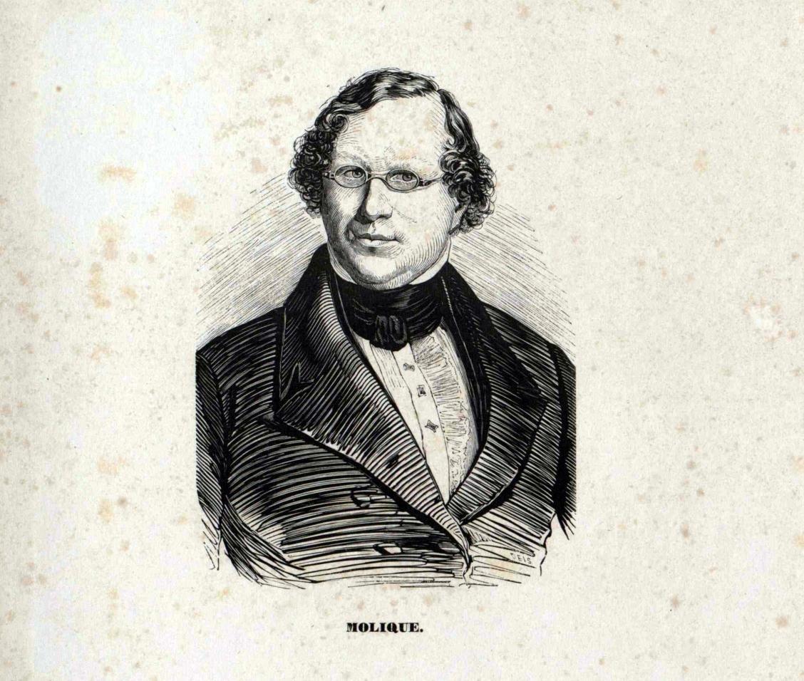 7 октября. Вильгельм Бернхард Молик.
