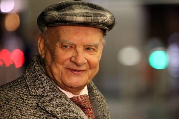 22 ноября. Николай Добронравов.