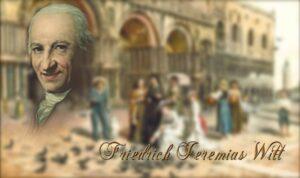 8 ноября. Фридрих Иеремия Витт.