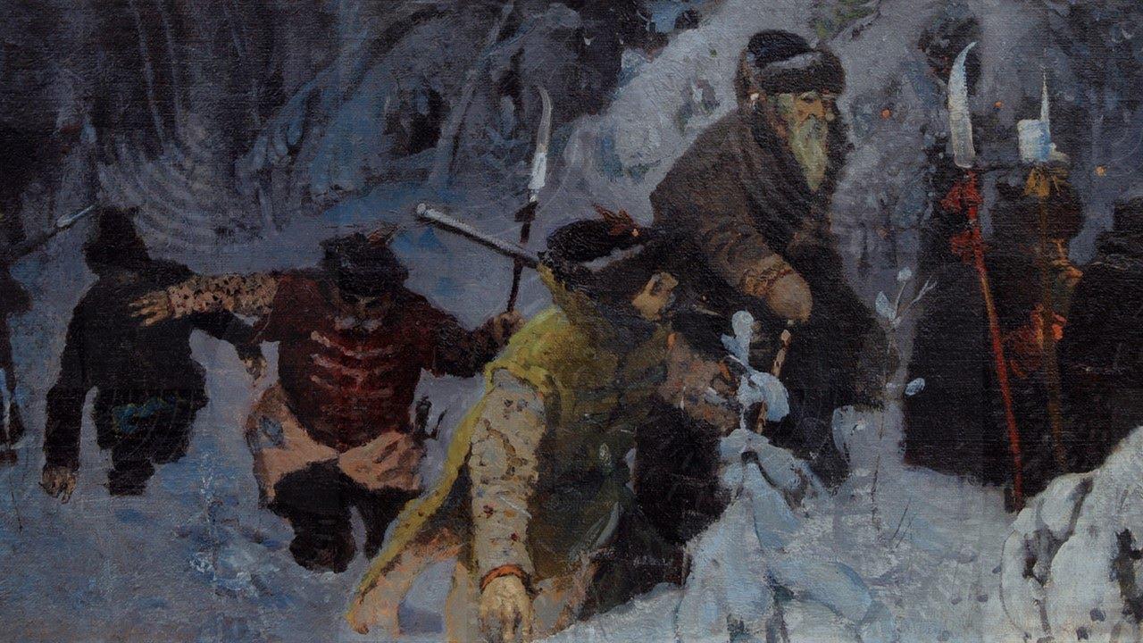 27 ноября. Премьера оперы Михаила Глинки «Иван Сусанин».