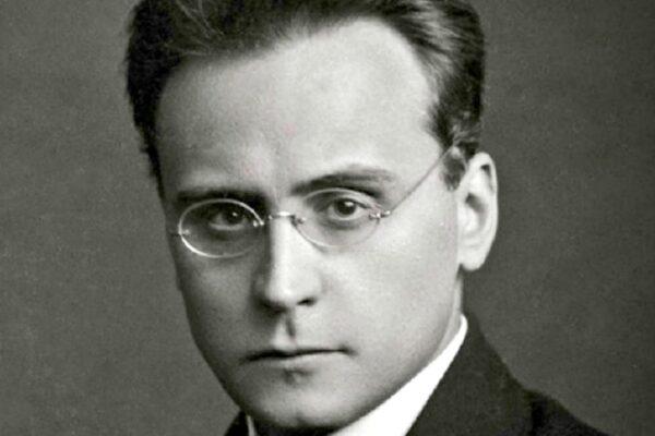 3 декабря. Антон Веберн.