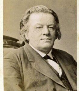 28 декабря. Август Вильгельм Юлиус Ритц.