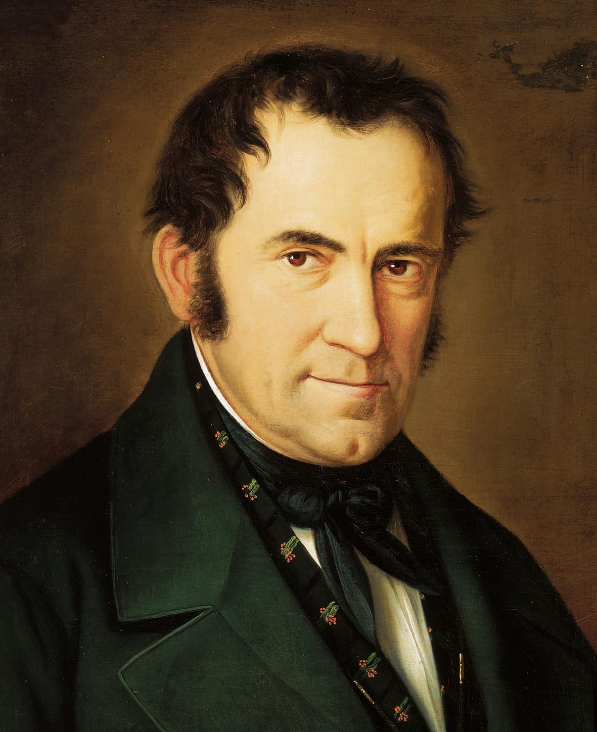 24 декабря. Франц Ксавьер Грубер.