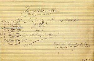 16 декабря. Премьера симфонии Антонина Дворжака «Из Нового света».