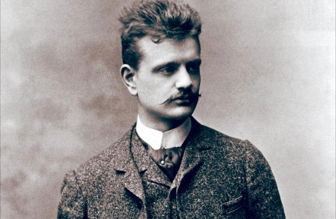 8 декабря. Ян Сибелиус.