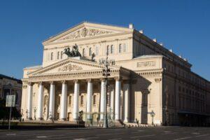 18 января. Открытие новго здания Большого театра.