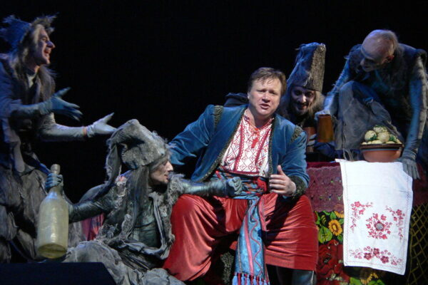 19 января. Премьера оперы Петра Чайковского «Черевички».