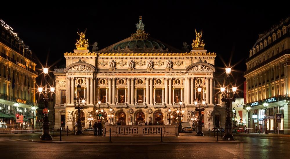 15 января. Открытие Парижской Гранд-оперы.