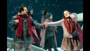 29 января. Премьера оперы «Снегурочка».