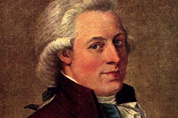 27 января. Вольфганг Амадей Моцарт.