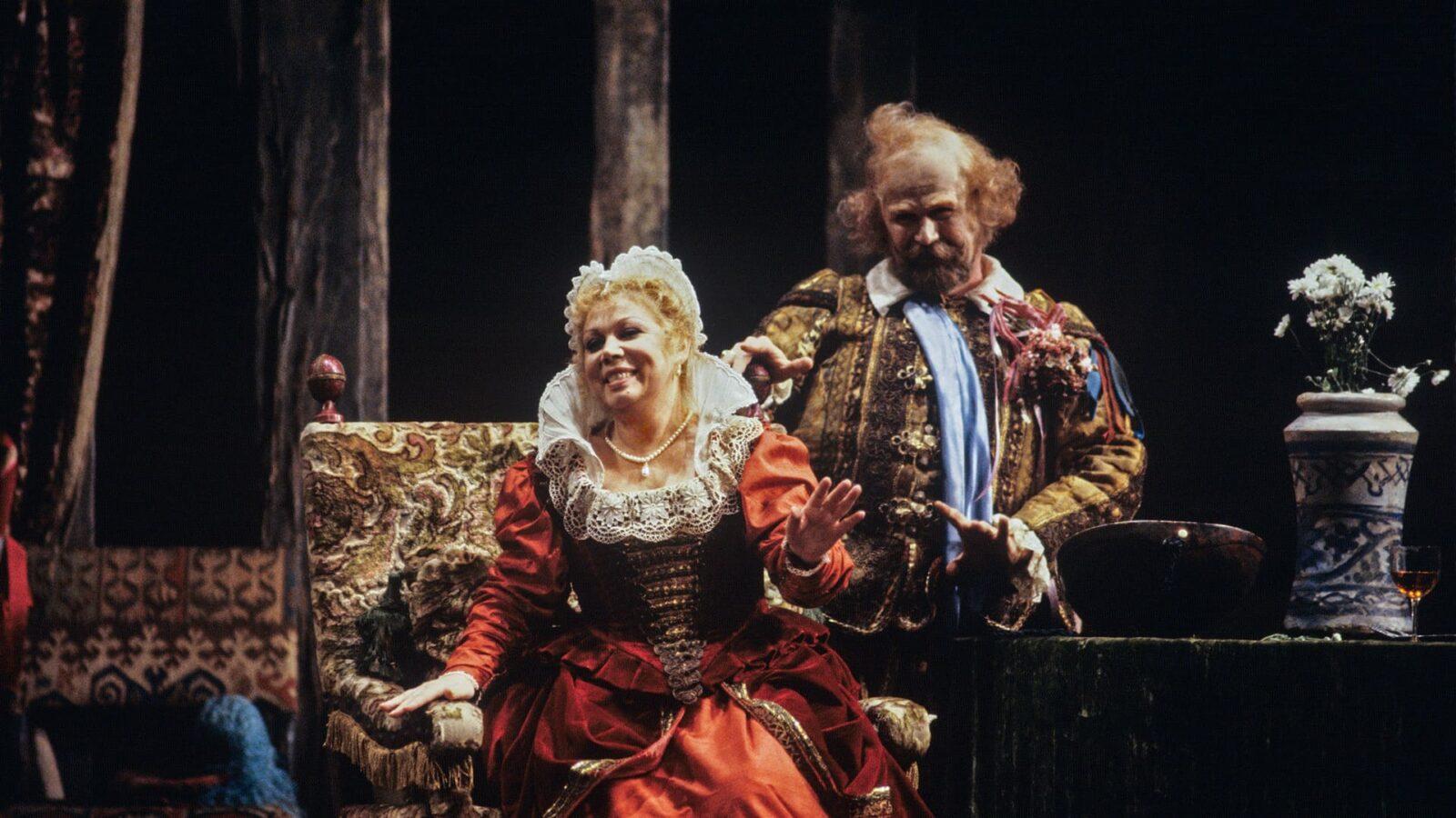 9 февраля. Премьера оперы Джузеппе Верди «Фальстаф».