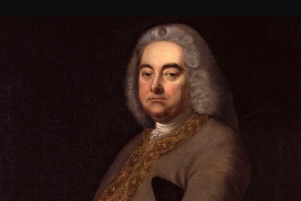 23 февраля. Георг Фридрих Гендель.