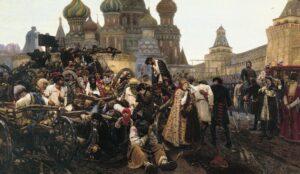 9 февраля. Премьера оперы Мусоргского «Хованщина».