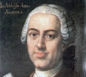 25 марта. Иоганн Адольф Хассе.