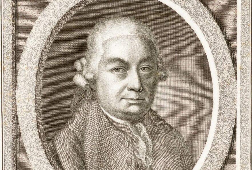 8 марта. Карл Филипп Эммануил Бах.