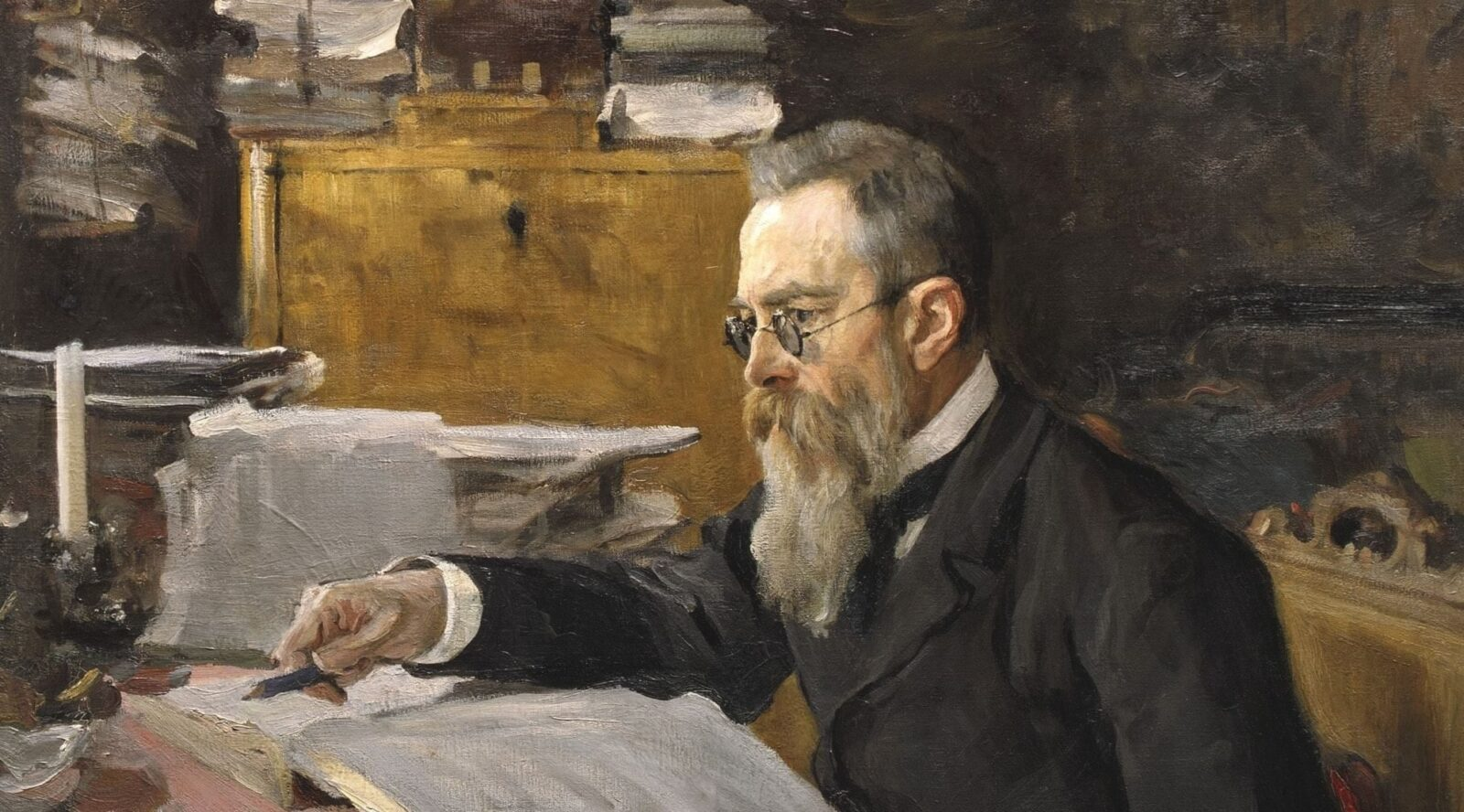 18 марта. Николай Римский-Корсаков.