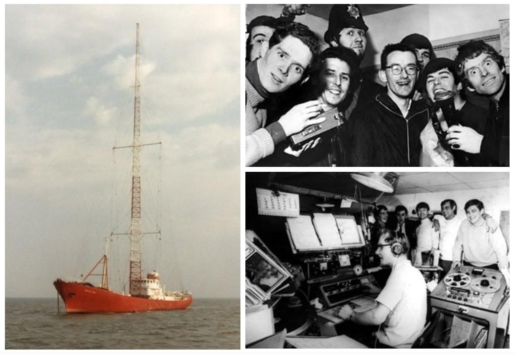 27 марта. «Radio Caroline».